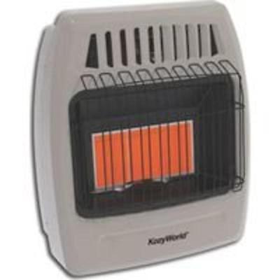 3 Plaque 18000 Btu Gas Wall Heater World Marketing Space Heaters KWN391