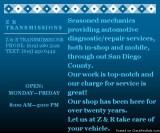 Auto Repair Techs