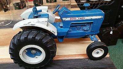 1970's Ertl Ford 8000 Tractor
