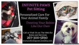 Infinite Paws Pet Sitting