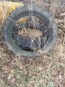Free tractor tires (Beloit)