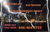 electricians hour emergency electrical repairs New York NY