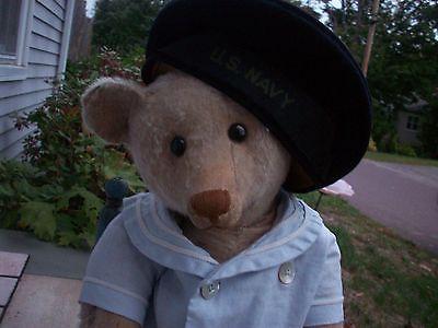 24 inch Antique Steiff Bear~Archibald
