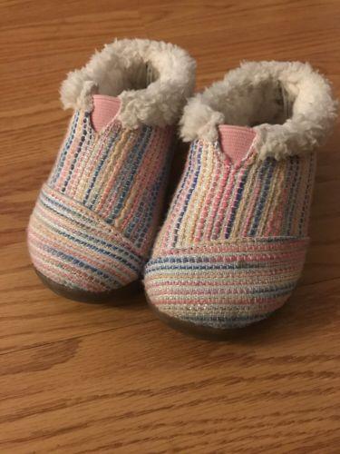Toddler Toms Size 6 Girls