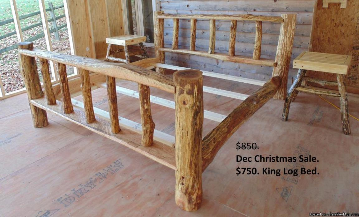 Log Beds For Sale King Log Bed For Sale Classifieds