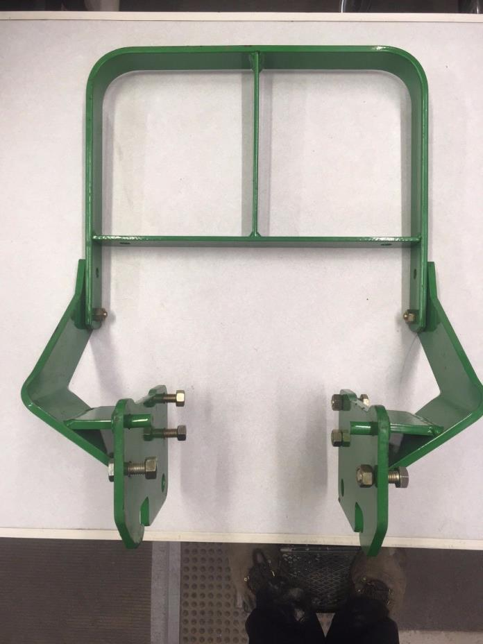 5055e Tractor Brush Guard : John deere tractor hood guard for sale classifieds