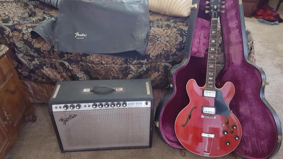 Gibson / Fender Classic