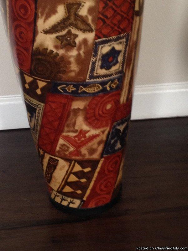 "Remo Asonga Conga Drum 28"" Tall with a 10"" Head"