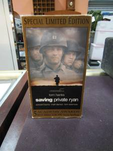 Saving Private Ryan VHS set (Newnan)