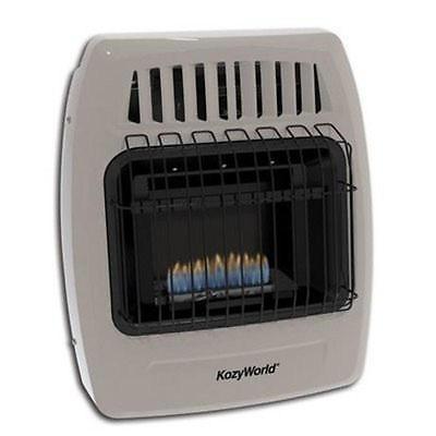 Kozy World 10,000 Btu Natural Gas Wall Heater World Marketing Space Heaters