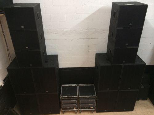 Dynacord Cobra 4 System Pro Audio Concert Sound