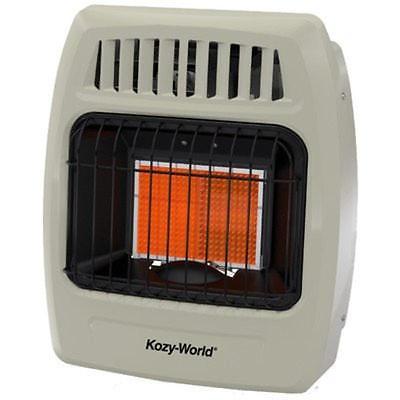 6000 Btu Gas Wall Heater World Marketing Space Heaters KWN209 013204402099
