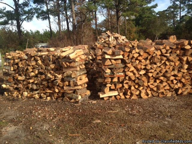 FIREWOOD-ALREADY SPLIT-FREE DELIVERY