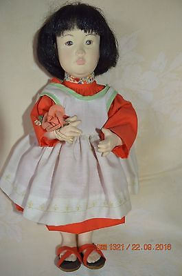 Effanbee Japanese Doll-1962