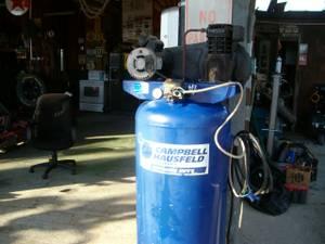Big Shop Air Compressor (Butler GA)