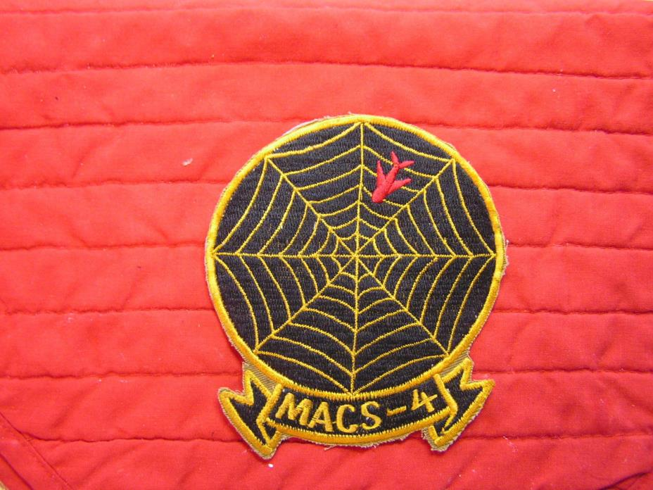 MACS - 4 MARINE CORPS, VIETNAM