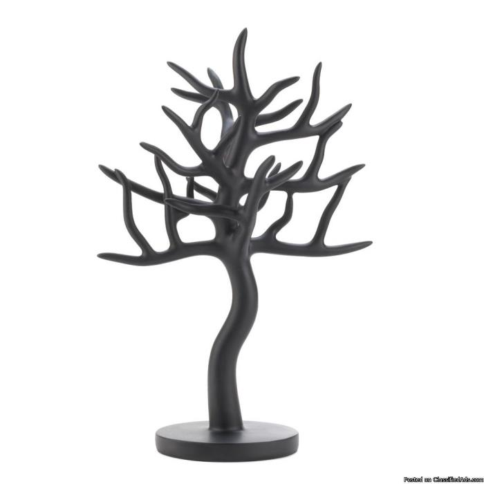 Jewelry Tree Holder - FREE shipping.