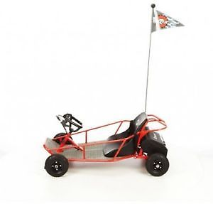Razor Dune Buggy, Fully Electric Design with Rear Disc Brake