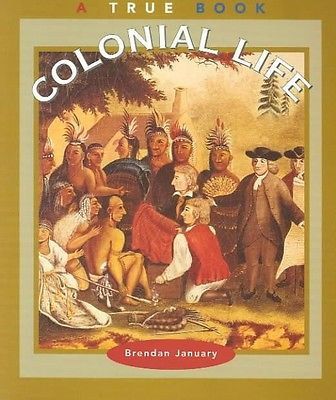 Colonial Life by Brendan January Paperback Book (English)