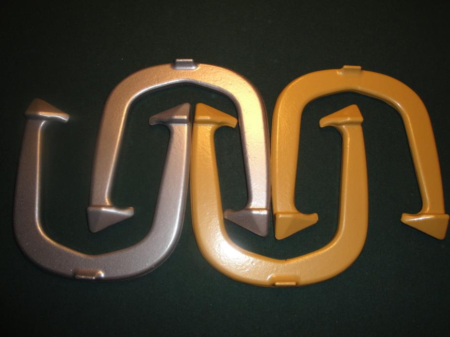 Used pitching horseshoes for sale classifieds for Where to buy used horseshoes