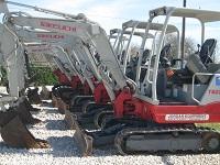 Takeuchi TB228 Mini Excavator