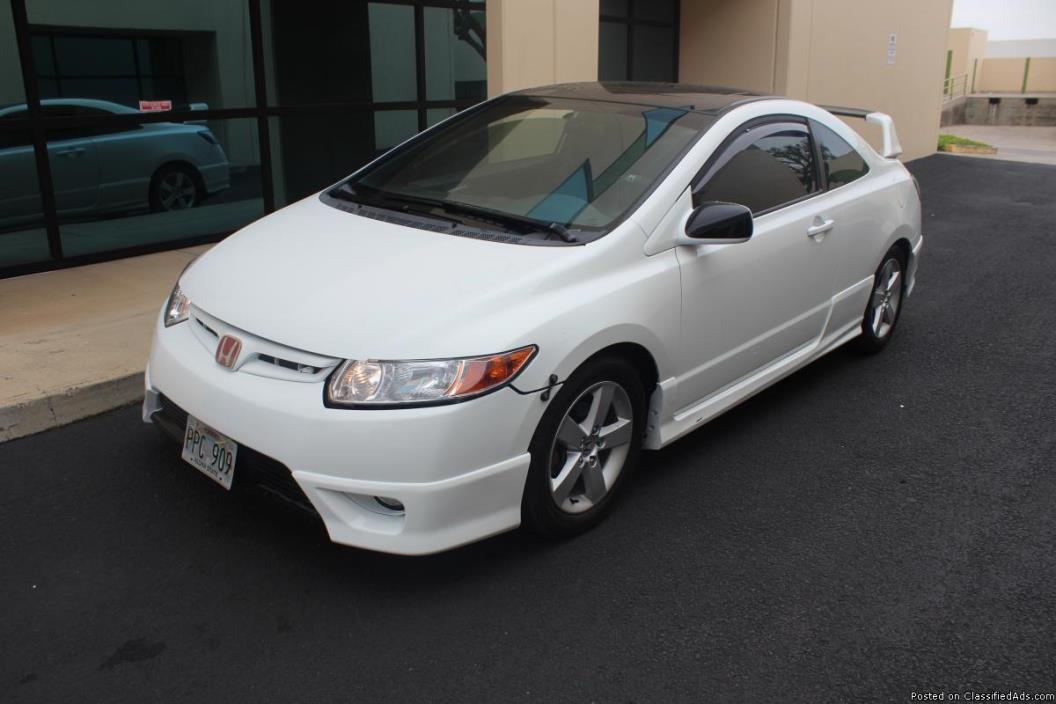 2007 Honda Civic (#3497)
