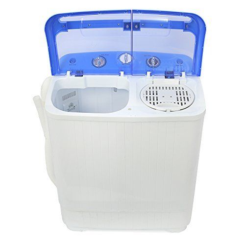 Portable Washer Dryer Combo Spin Compact Clothes Best Washing Machine Apartment