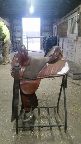 Bob Marshall Treeless Saddles - For Sale Classifieds