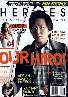 Heroes Magazine (2007) #2A FN