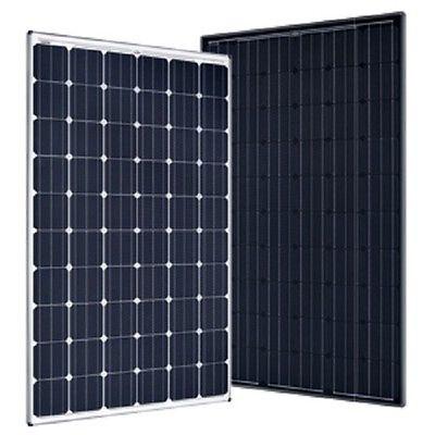 SolarWorld Sunmodule Plus SW 300M Solar Panel, Silver Frame (Set of 500)