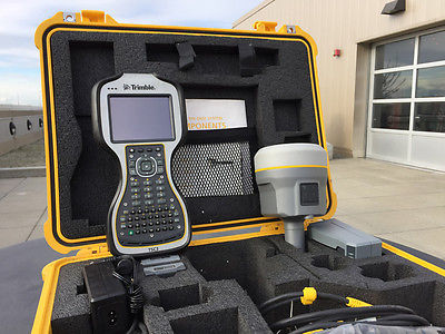 Trimble R10 Rover Kit with TSC3 Access 2016
