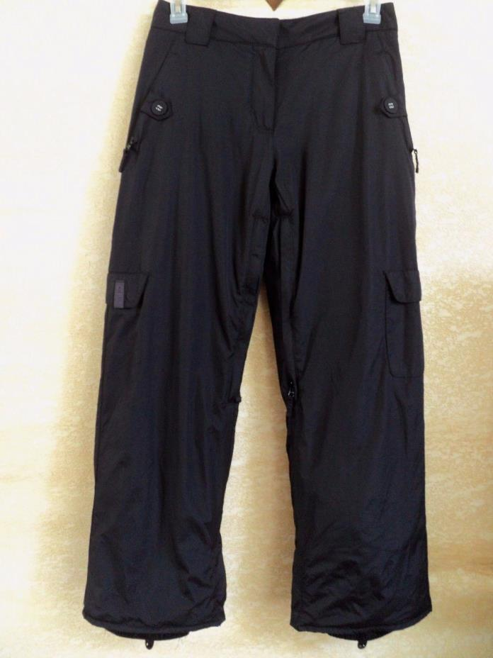 Powder Room Core Waterproof Snowboard Ski Pants Womens Size Medium M