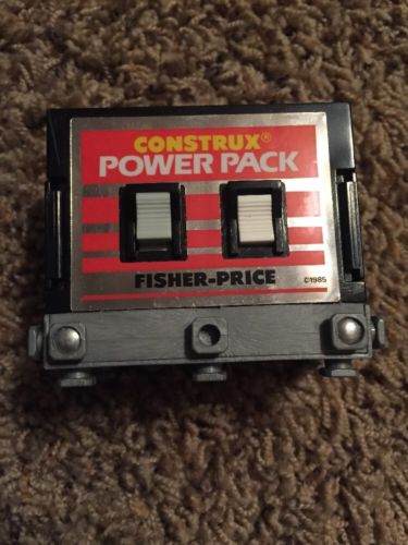 Fisher Price Construx Lot Power Pack