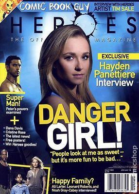 Heroes Magazine (2007) #3A FN