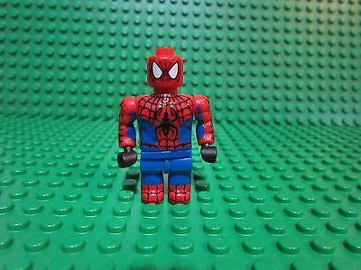 Mega Bloks Lego compatible Spiderman minifigure figure