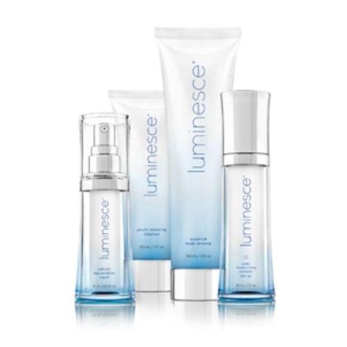 Jeunesse Luminesce Skin Care Package US Distributor Sign Up Preferred Customer