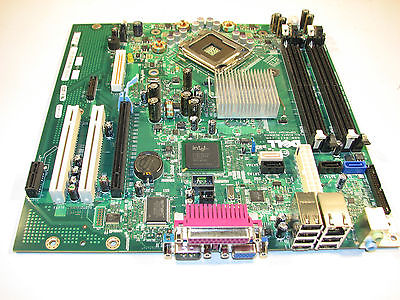 Dell Optiplex 745 Mini Tower Motherboard, HR330