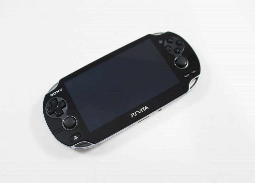 VITA System With Wifi - Black PCH-1001- Discounted