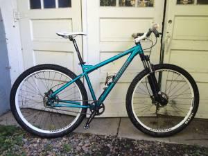 Ventana 29er Mountain bike 18
