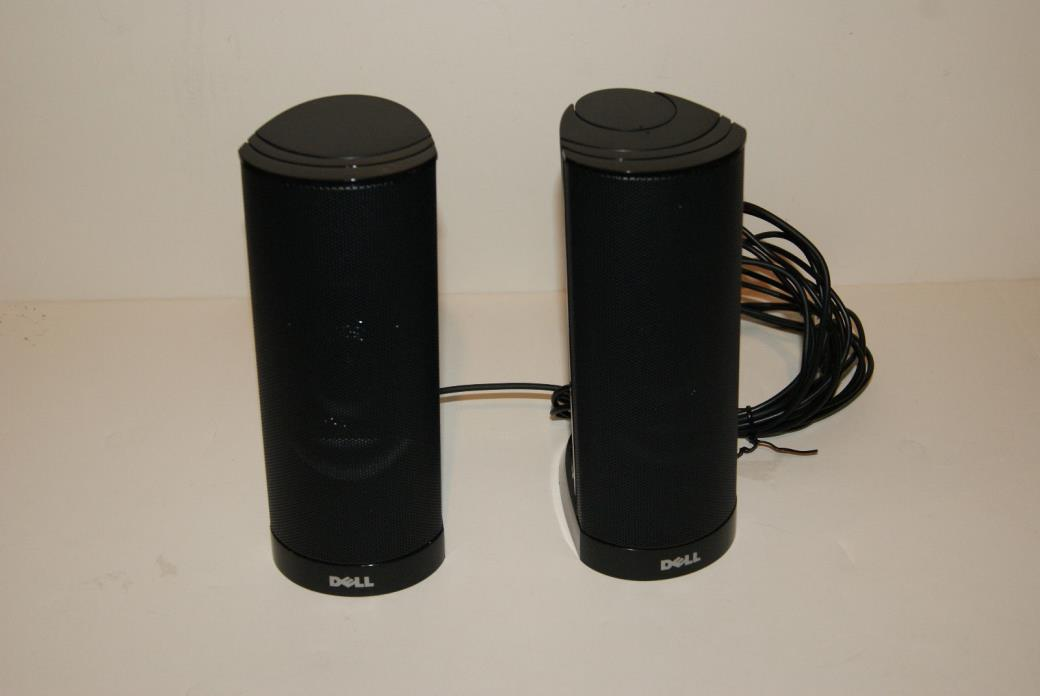 Dell AX210 Computer Speakers