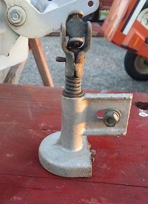 Cub Cadet QA42 QA36 snow blower chute adjustment