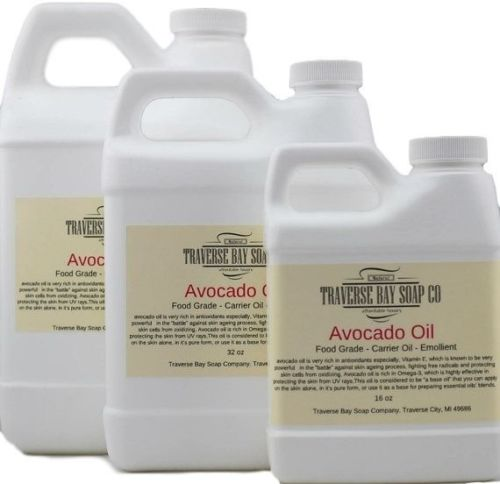Avocado Oil, soap making supplies 64 oz
