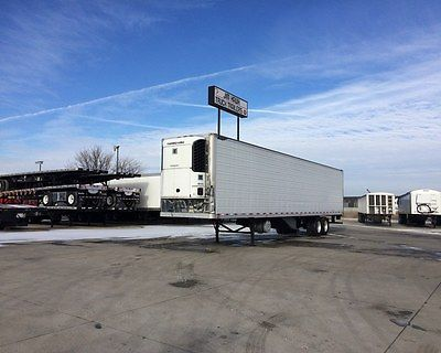2010 Great Dane Refrigerated Trailer Everest TL (DR022257) Dry Van Trailers