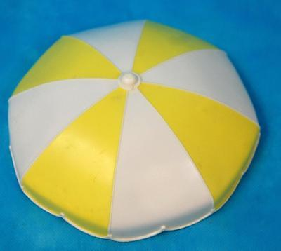 Mattel Barbie Swimming POOL 1986 Replacement patio UMBRELLA ONLY