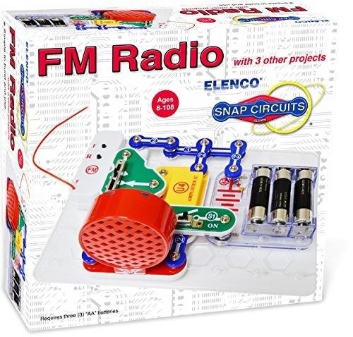 Elenco Electronics Radio Mini Kit