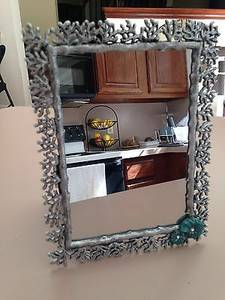 Nautical framed mirror (Broomfield)