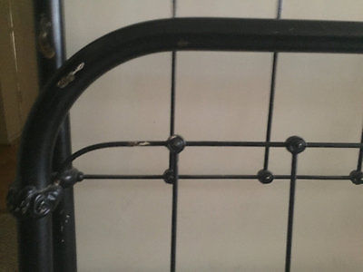 Antique Iron Bed Frame For Sale Classifieds