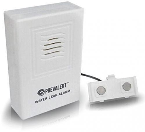Basement Water Alarm. Prevalert Water Leak Detector FULL Lifetime 100% 9v (3yr