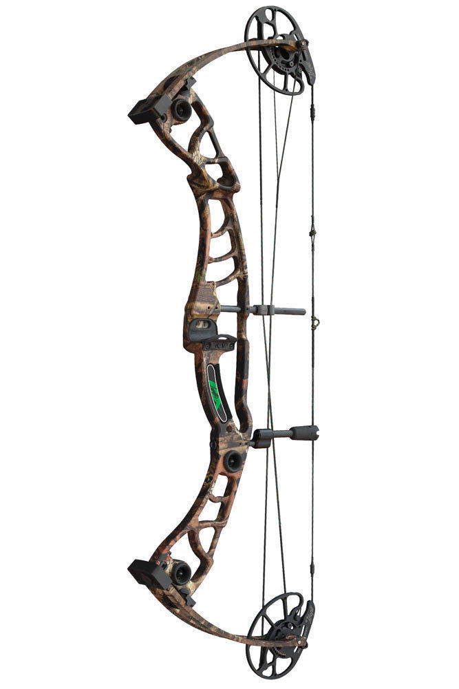 Martin CHAMELEON Carbon Compound Bow 40/70# RH Mossy Oak  Camo Bow Only
