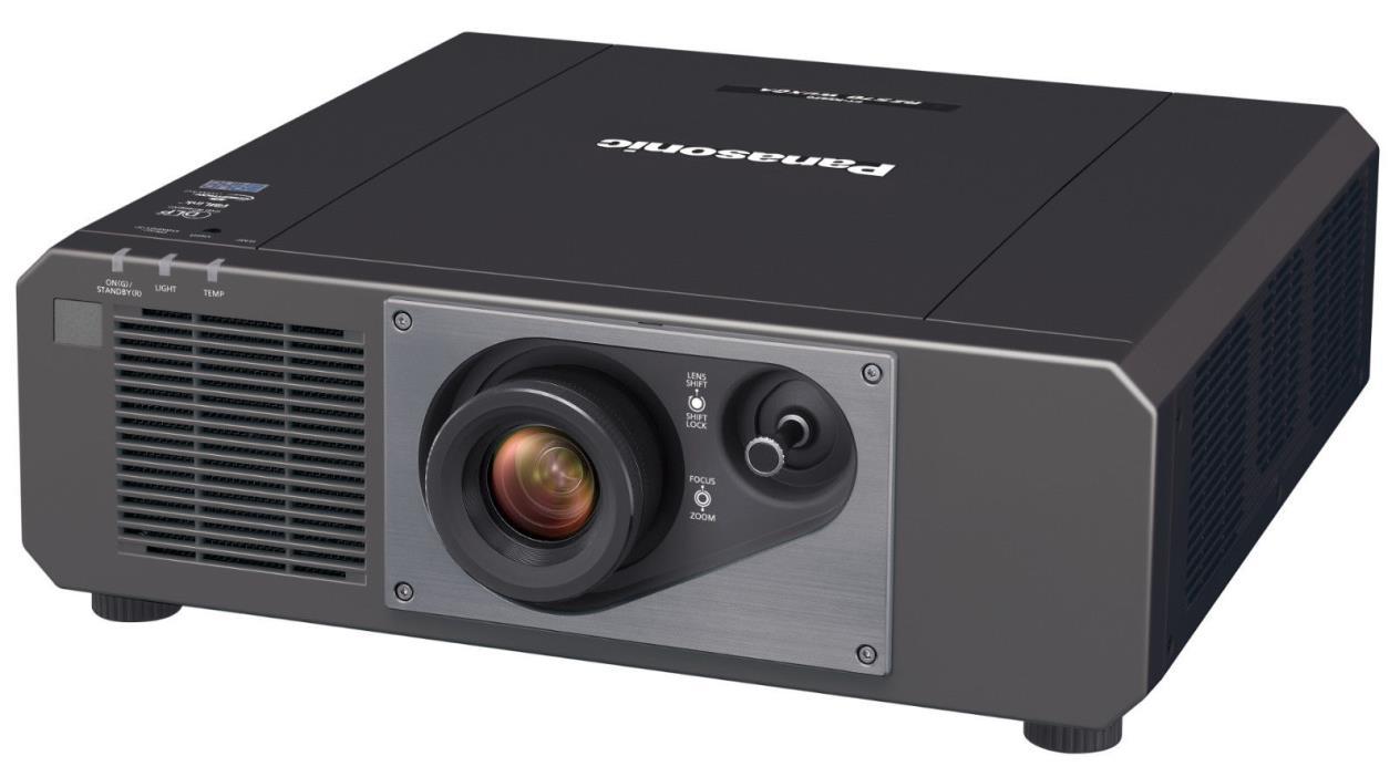NEW Panasonic PT-RZ570BU Projector 5200 Lumens 1080p Solid Shine Laser